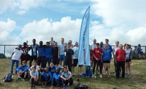 TVH at the Southern Athletics League, Summer 2014